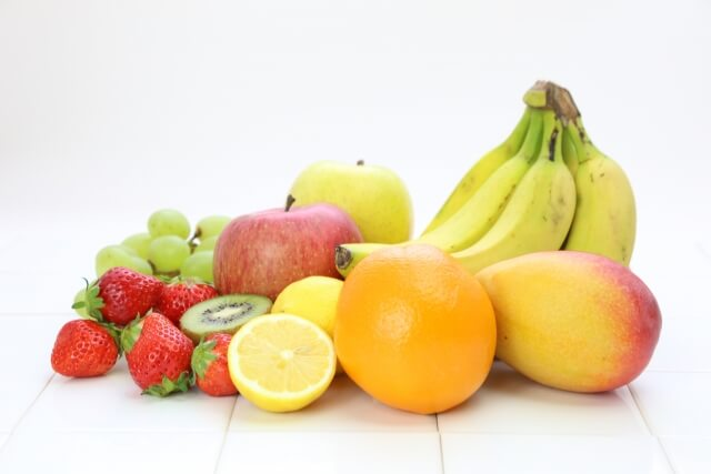 果物の残留農薬