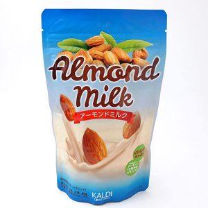 カルディのアーモンドミルク
