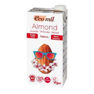 エコミルのアーモンドミルク