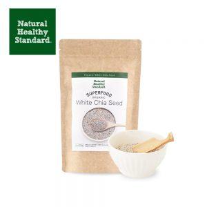 Natural Healthy Standardのホワイトチアシード