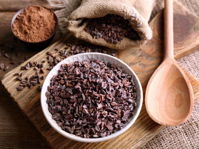 カカオニブのダイエット効果・効能・食べ方
