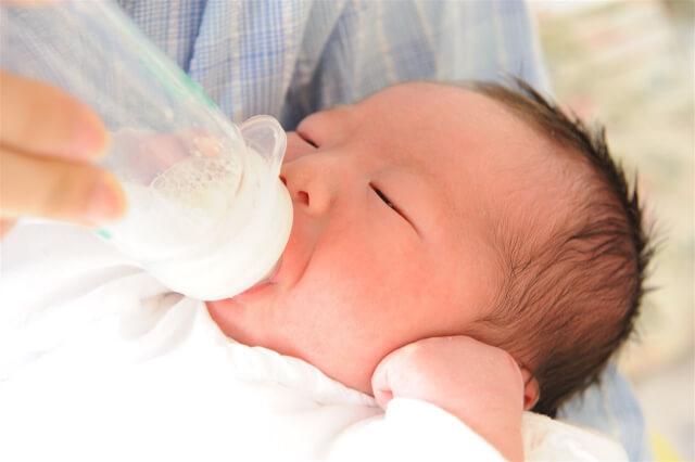 赤ちゃんは理想的な口内フローラ