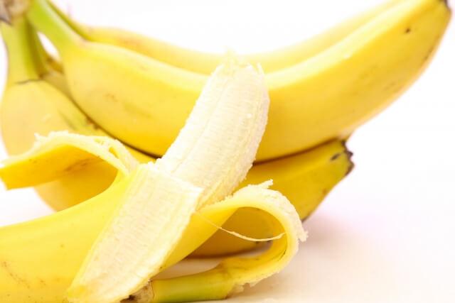 バナナで腸活