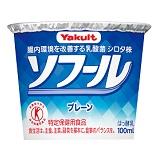 ヤクルトソフール乳酸菌の種類:シロタ株