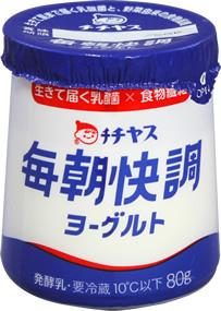チチヤス 毎朝快調ヨーグルト乳酸菌の種類:L-ガゼイ431菌