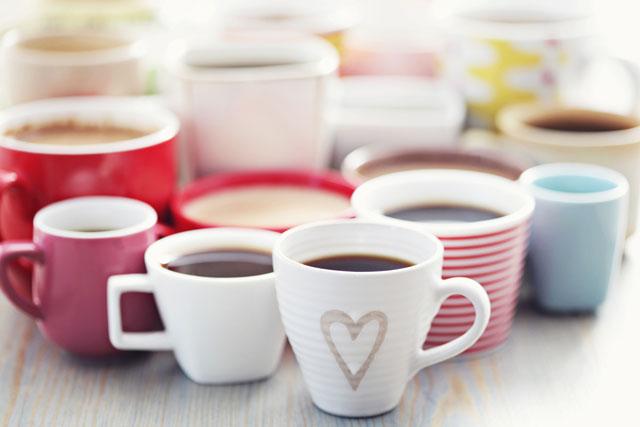 カフェインの摂取量取りすぎに注意
