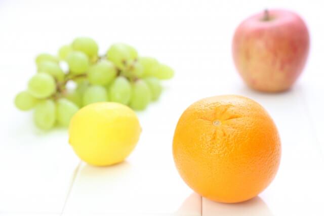 ペクチンが多く含まれている果物