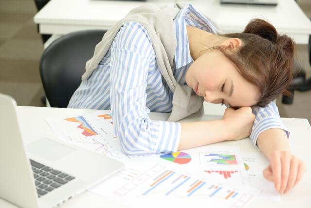 昼寝で睡眠負債を解消