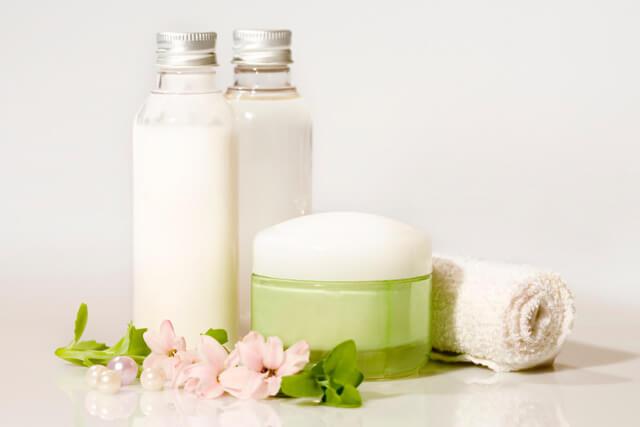 化粧品を変えてゆらぎ肌を改善