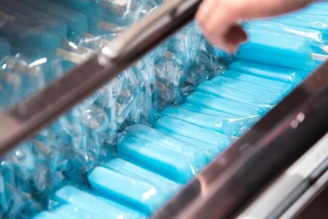 クチナシ青色素の用途や効果