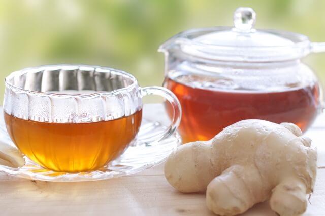 食べ物飲み物で温める温活方法