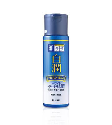 トラネキサム酸プチプラ化粧品ランキング1位:肌ラボ「白潤プレミアム 薬用浸透美白化粧水」