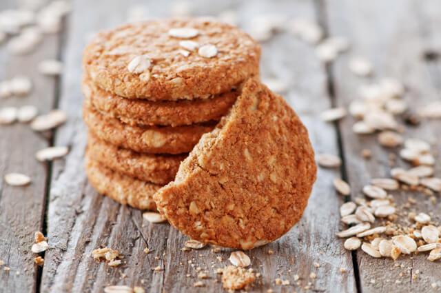 オートミールの食べ方クッキー