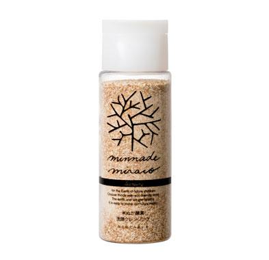 おすすめ米ぬか洗顔100%無添加 米ぬか酵素洗顔クレンジング